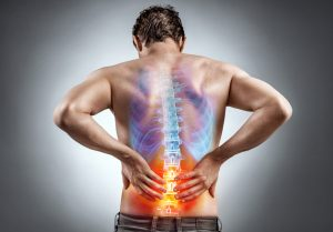 Lower,Back,Pain.,Man,Holding,His,Back,In,Pain.,Medical